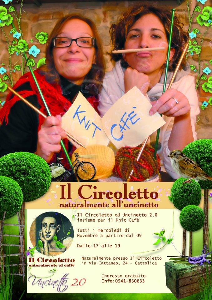 Knit cafè a Cattolica