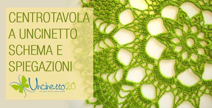 Schema-di-un-centrotavola-col-filato-di-cotone-verde