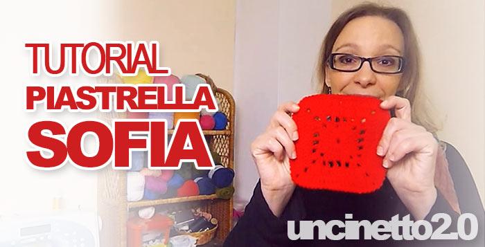 """Piastrella """"Sofia"""""""